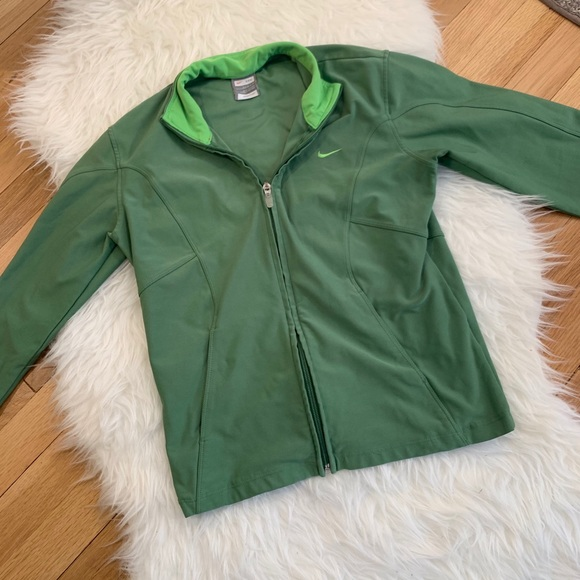 Nike Jackets & Blazers - NWOT Nike Fit Dry Athletic Warm-up Running…